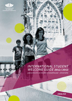 Guide de l'étudiant international